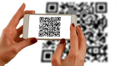 QR mobile